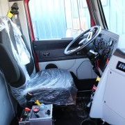 2018 Red Tri-Axle – Inside 1